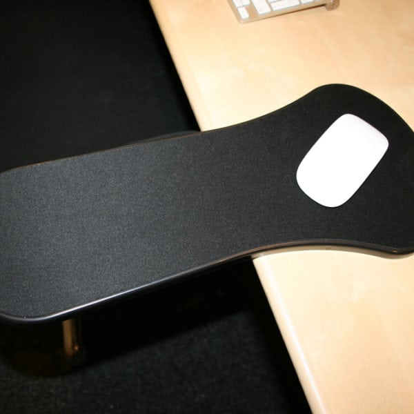 Arm Rest Extenders : Computer arm rest extra long support extender with mouse